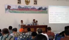 Seminar Peluncuran & Bedah Buku Modul Pembuatan Peraturan Desa di Langkat.