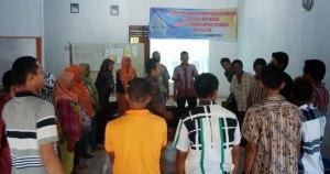 Pelatihan Kepemimpinan dan Manajement Organisasi CU Amarta.